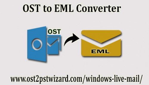 OST to EML Converter allows to convert OST to EML with attachments in few moments. This allows user to import OST to Windows Live Mail directly without losing any data items. It safely exports OST to EML format in bulk.  More Info:- http://ost2pstwizard.com/windows-live-mail/